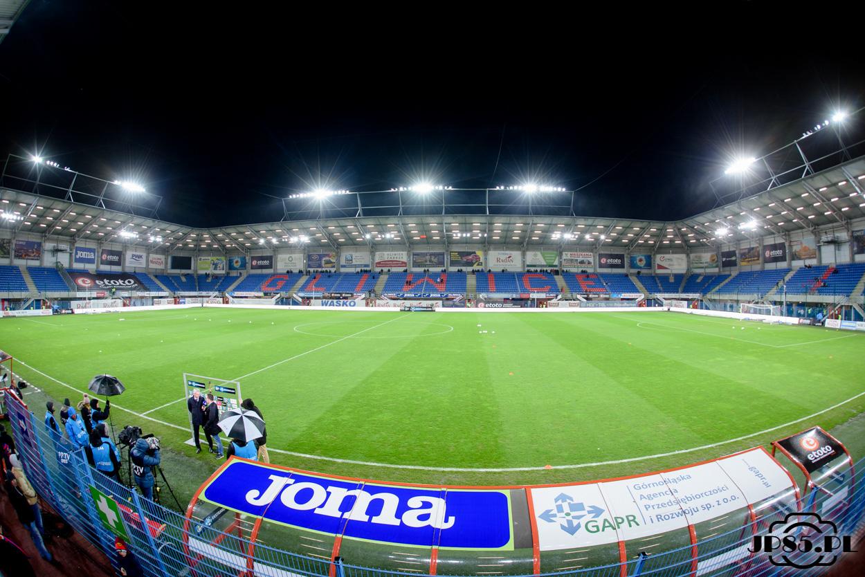 Piast Gliwice 1-5 Legia Warszawa